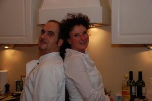 Alexandra Bianchi & Pierpaolo Puddu - Mietköche für zuhause