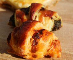 Sardisches Fingerfood zum Messebuffet
